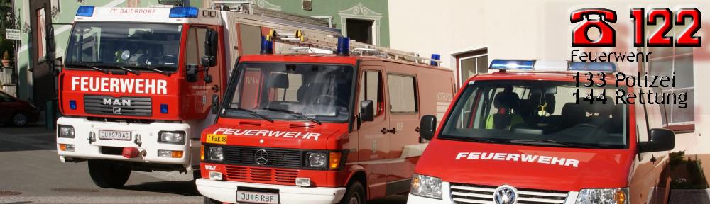 Feuerwehr Baierdorf