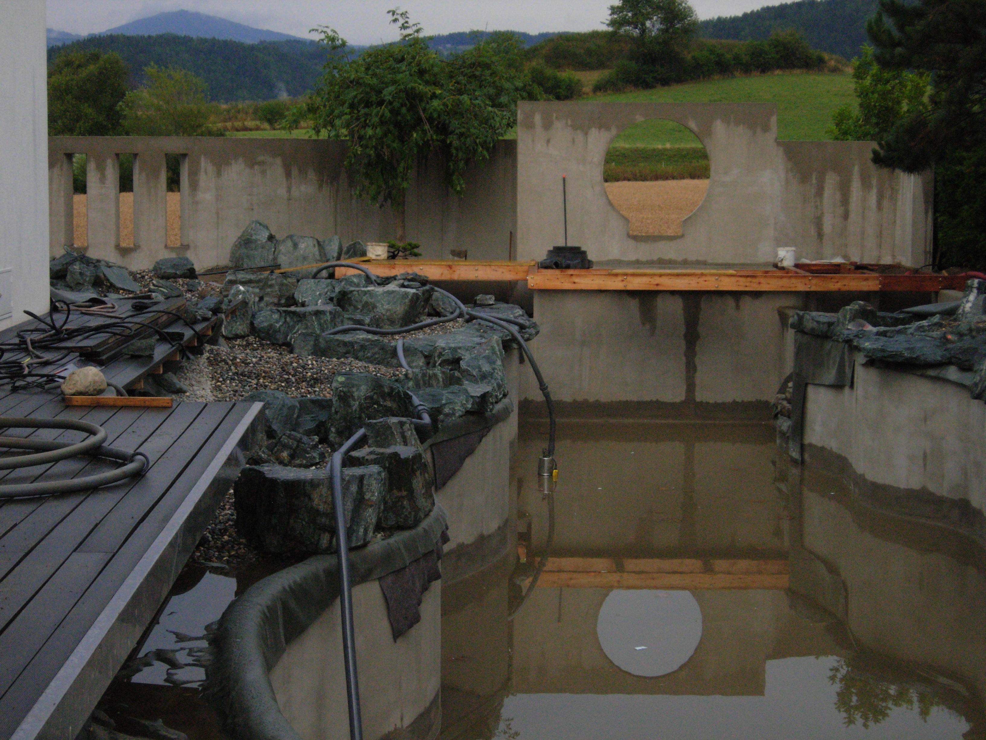 Teichreinigung diechler fritz feuerwehr baierdorf for Teich reinigen